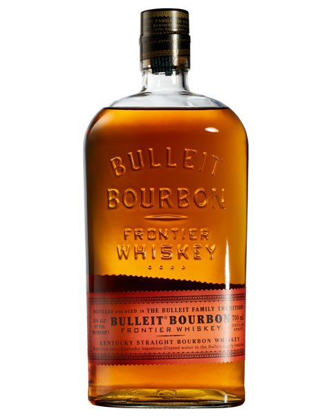 Beliebter Whisky aus den USA: Bulleit Bourbon Frontier Whiskey