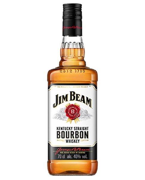 Zeitloser Klassiker: Jim Beam White Label Kentucky Straight Bourbon Whiskey