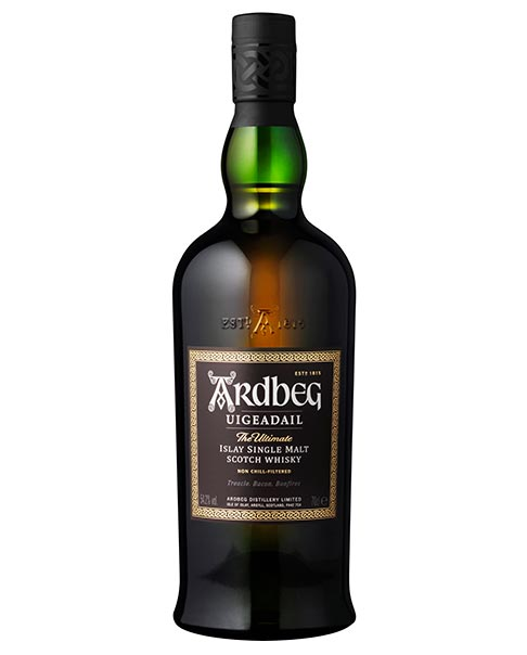 Beliebter Single Malt Scotch Whisky: Ardbeg Uigeadail
