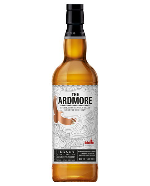 Pionier der rauchig-torfigen Single Malt Whiskys: The Ardmore Legacy aus den schottischen Highlands