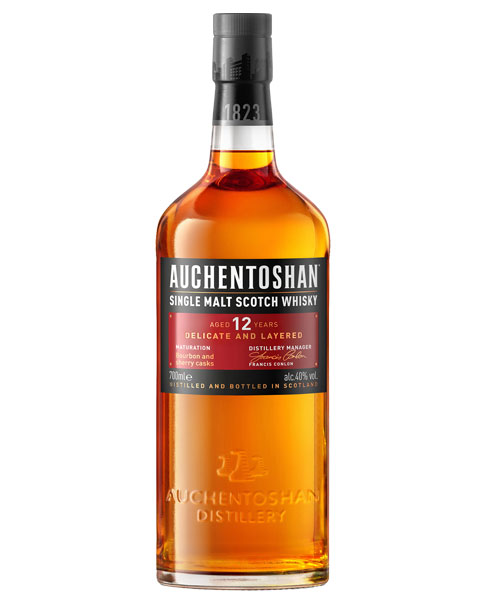 Single Malt Whisky aus Schottland: Auchentoshan 12 Years Old