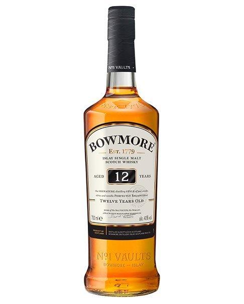Rauchig, aber angenehm mild: Bowmore 12