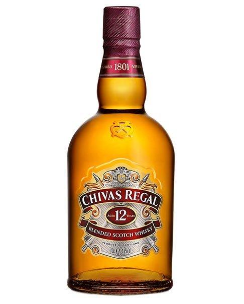 Beliebter Whisky aus Schottland: Chivas Regal 12 Blended Whisky