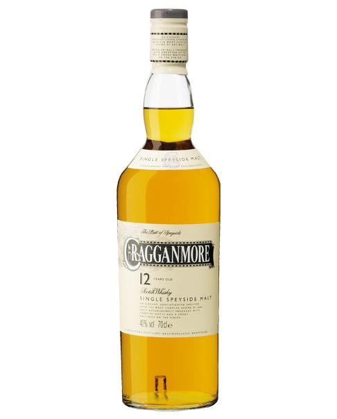 Eleganter und harmonischer Single Malt Whisky: Cragganmore 12 Jahre