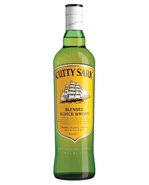 Beliebter Blend Whisky aus Schottland: Cutty Sark Whisky