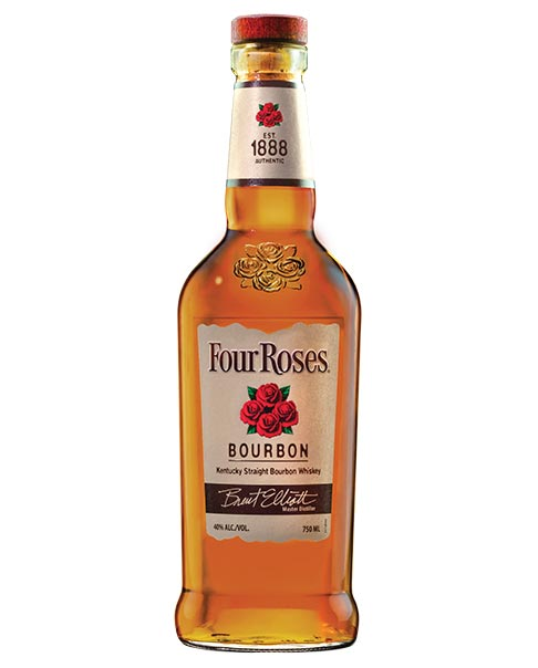 Zugpferd von Four Roses: Four Roses Yellow Label