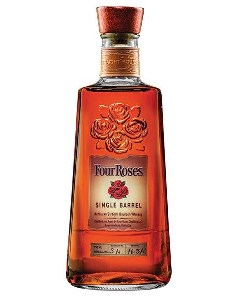 Ein mehrfach ausgezeichneter Bourbon-Whiskey mit starkem Charakter: Four Roses Single Barrel