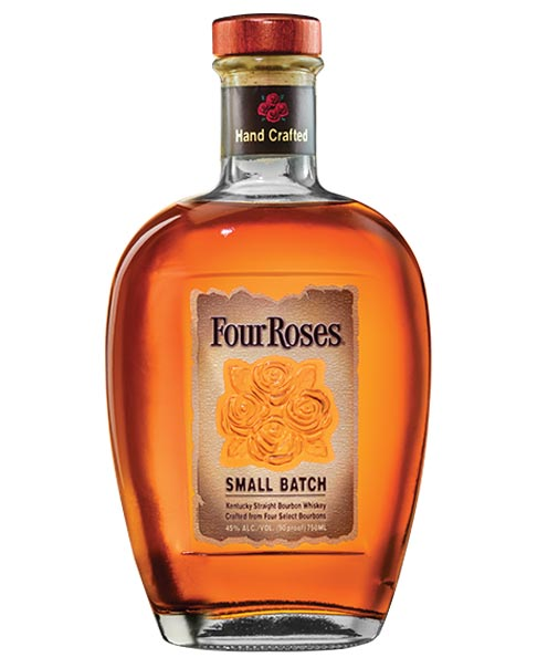 Kreation aus vier Bourbon Whiskeys: Four Roses Small Batch