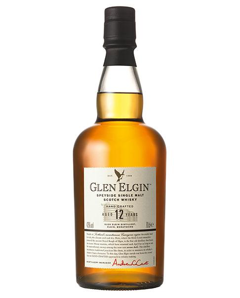 Reifer und ausgewogener Single Malt Whisky: Glen Elgin 12 Jahre