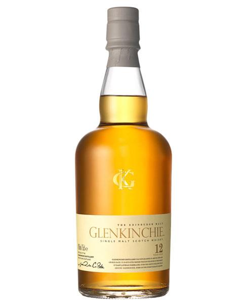 Idealer Einsteiger-Whisky mit mildem Aroma: Glenkinchie 12 Jahre