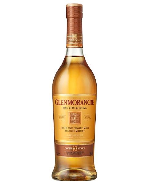 Milder Whisky aus den schottischen Highlands: Glenmorangie 10
