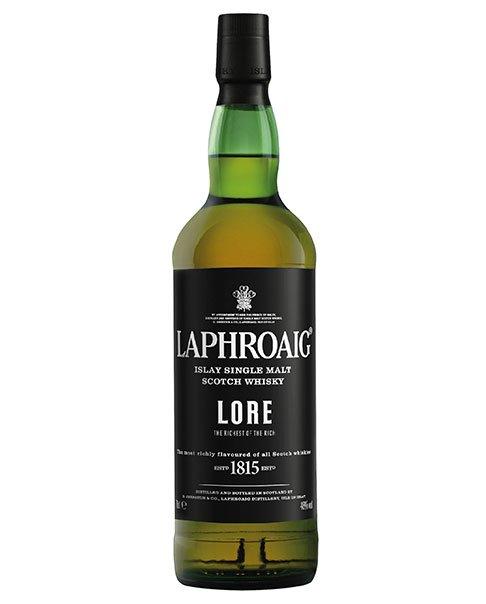 Kräftig und ohne Altersangabe: Laphroaig Lore