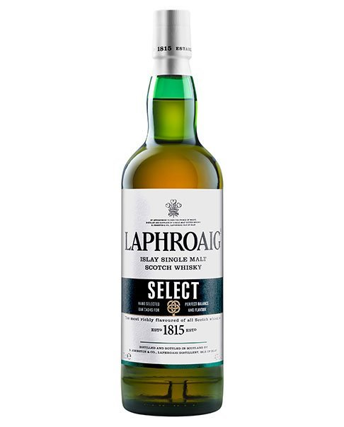Idealer stellvertreter der Laphroaig Range: Laphroaig Select Islay Single Malt Scotch Whisky