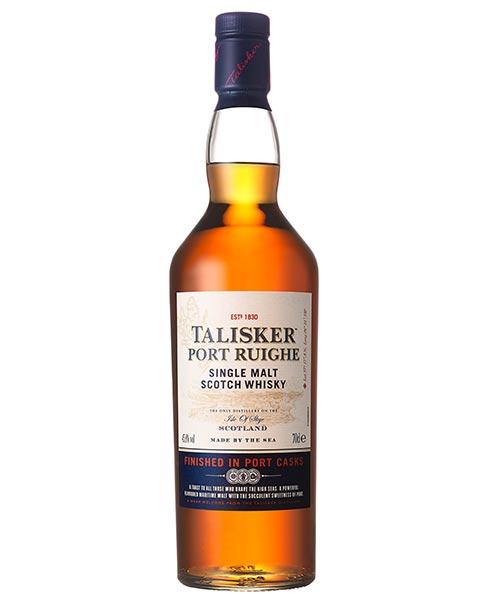 Talisker Port Ruighe: Nach dem Hafen von Portree benannter Single Malt Whisky-Klassiker