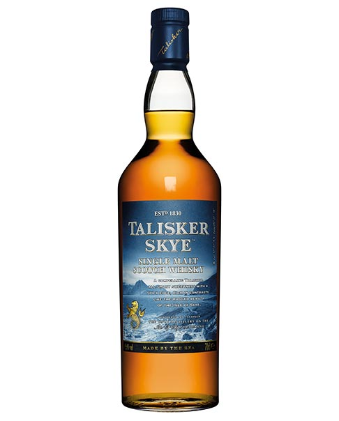 Rauchiger Single Malt Whisky aus Schottland: Talisker Skye