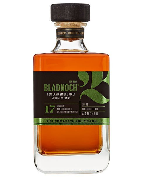 Reift im Rotwein-Fass nach: Bladnoch 17 Jahre Lowland Single Malt Scotch Whisky