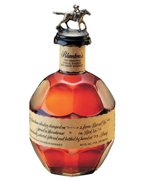 Beliebter Einzelfass-Bourbon: Blanton's The Original Single Barrel Kentucky Straight Bourbon Whiskey