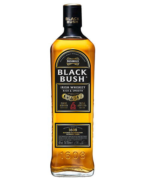 Special Edition aus Irland: Bushmills Black Bush Irish Blended Whiskey