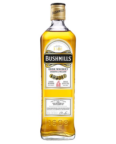 Beliebter Whisky-Klassiker aus Irland: Bushmills Original Blended Whisky