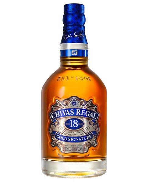 Ein bemerkenswerter Blended Whisky aus der schottischen Speyside-Region: Chivas Regal 18