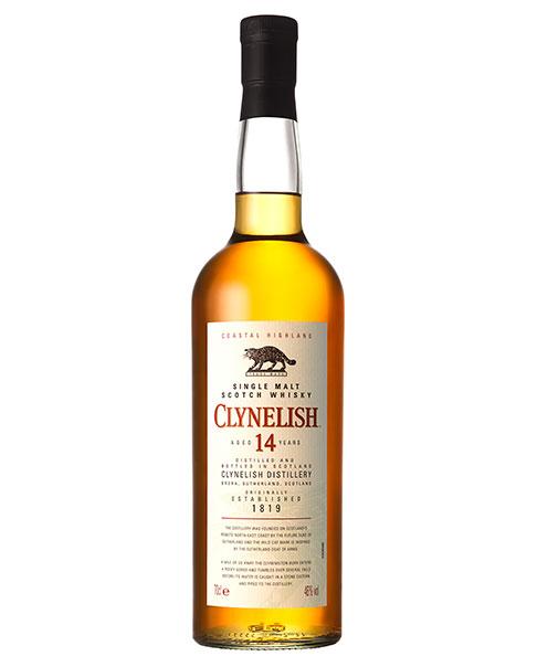 Highland Single Malt Whisky mit maritimen Charakter und floralen Aromen: Clynelish 14 Jahre