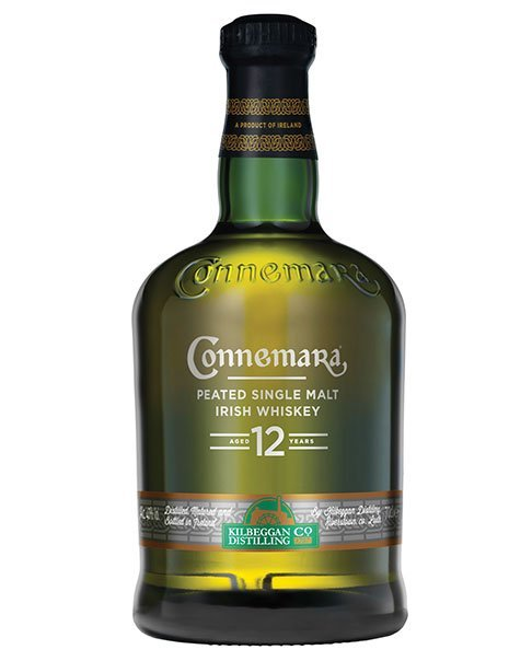 Connemara Aged 12 Years Peated Single Malt Irish Whiskey