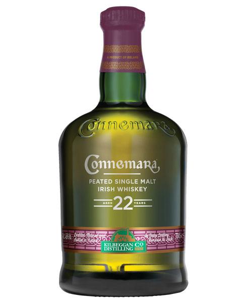 Irischer Single Malt: Connemara 22 Peated Single Malt Irish Whiskey