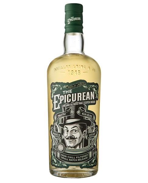 Beliebter Whisky-Geheimtipp unter Kennern: Epicurean Lowland Blended Malt Scotch Whisky