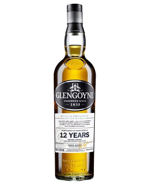 Single Malt Whisky aus Schottland: Glengoyne 12