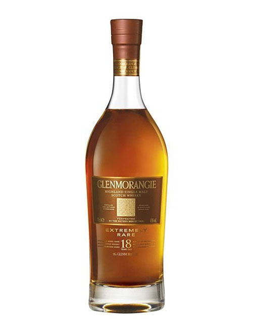 Hervorragender Whisky aus Schottland: Glenmorangie 18 Highland Single Malt Scotch Whisky