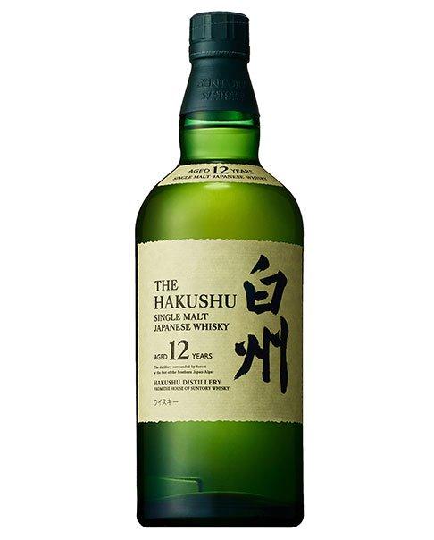 Stammt aus einer der höchst gelegenen Destillerien: Hakushu 12 Single Malt Japanese Whisky