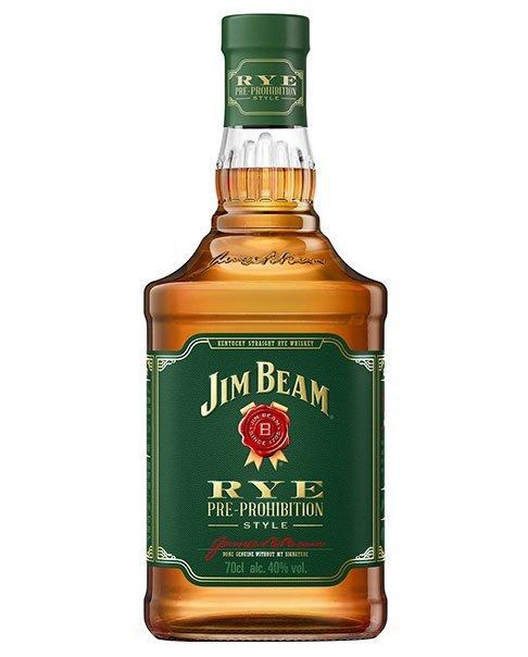 Roggenwhisky aus den USA: Jim Beam Rye