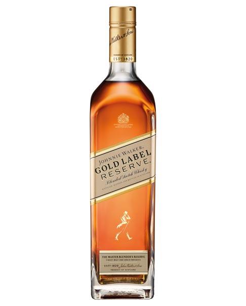 Premium-Blend aus Schottland: Johnnie Walker Gold Label Reserve