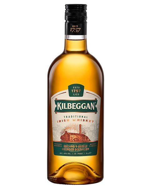 Blended Whisky aus dem Herzen Irlands: Kilbeggan Irish Whiskey