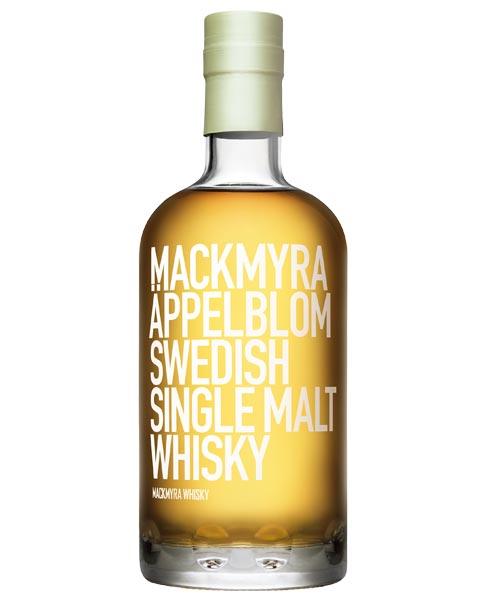 Schwedischer Single Malt mit Apfel-Aromen: Mackmyra Äppelblom