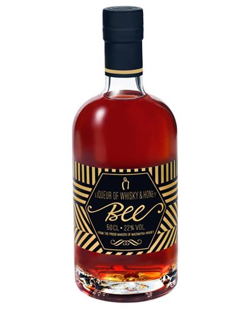 Herrlich süßer Likör auf Basis von Honig und Mackmyra-Whisky: Mackmyra Bee