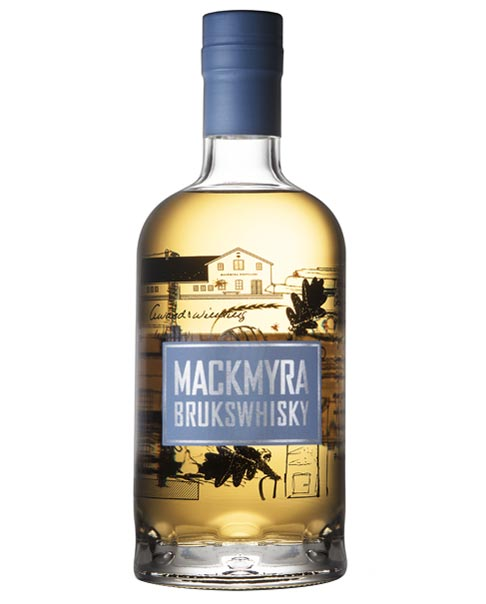 Schwedischer Single Malt: Mackmyra Brukswhisky