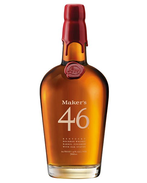 Beliebter Barrel Proof Whisky: Maker's Mark 46 Kentucky Bourbon Whiskey
