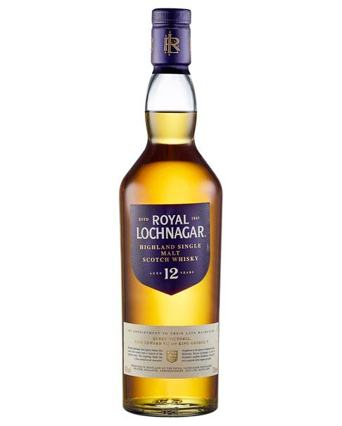 Royal Lochnagar 12 Jahre: Beliebter Highland Single Malt, u.a. von Queen Victoria sehr geschätzt
