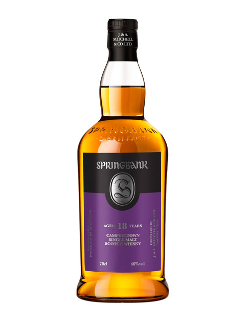 Jährlich erscheinende Limited Edition: Springbank 18 Years 2020 Campbeltown Single Malt Scotch Whisky