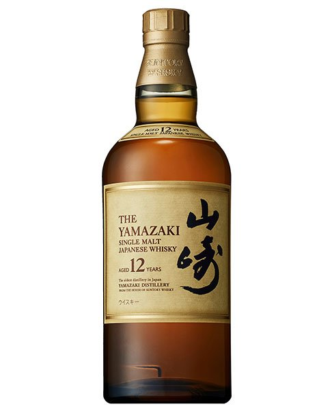 12 Jahre alter Single Malt aus Japan: Yamazaki 12
