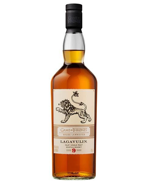 Game of Thrones Whisky: Lagavulin House Lannister Aged 9 Years