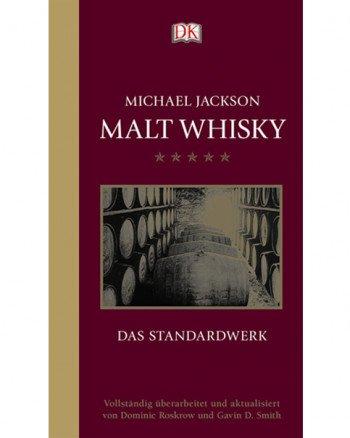 """Buchcover von """"Malt Whisky - Das Standardwerk"""" von Michael Jackson"""