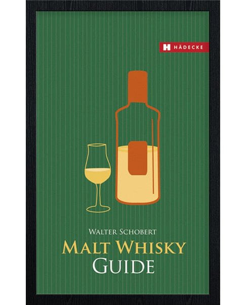 "Buch-Cover: ""Malt Whisky Guide"" von Walter Schobert"