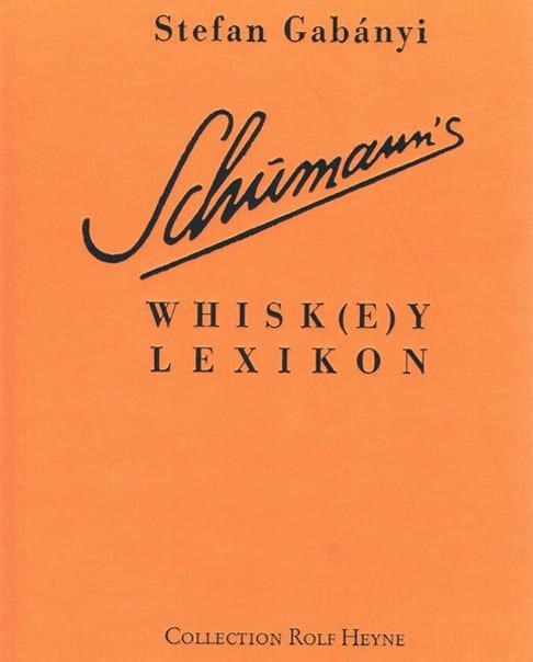 "Das Cover des Buches ""Schuhmann's Whisk(e)y Lexikon"""