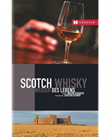 "Cover des Buches ""Scotch Whisky - Wasser des Lebens"""