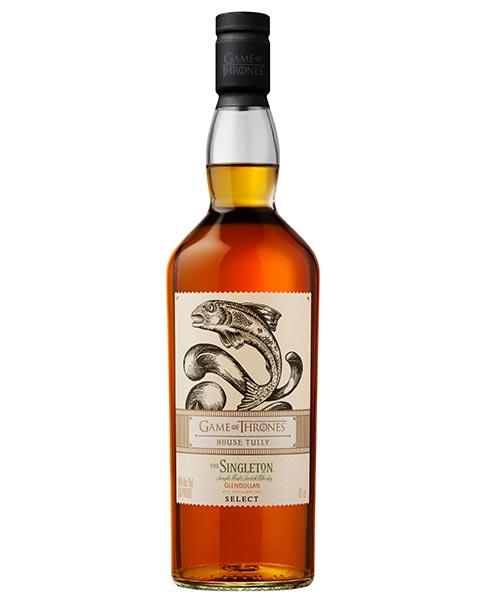 Game of Thrones Whisky: Singleton of Glendullarn House Tully