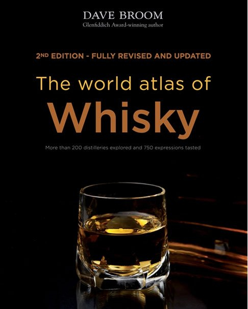 "Cover des englischen Buches ""The World Atlas Of Whisky"""