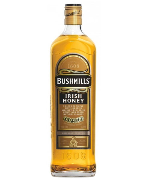 Süßer Whisky Likör aus Irland: Bushmills Irish Honey