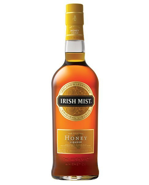 Süßer Whisky-Likör aus Irland mit Honig: Irish Mist Honey